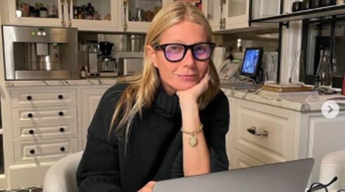 Gwyneth Paltrow talks about healing her body post coronavirus infection