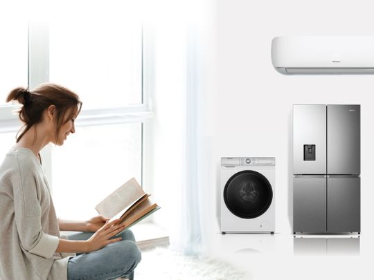 Hisense partners with Jumbo to launch home appliances in the UAE