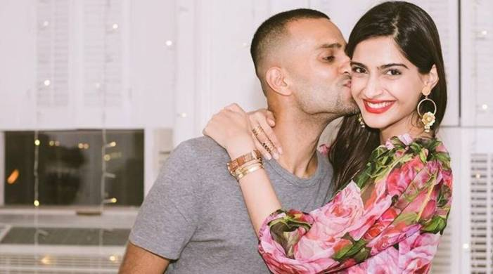 I will never take you for granted: Sonam Kapoor to 'amazing husband' Anand Ahuja