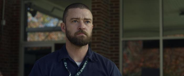 Justin Timberlake and Fisher Stevens take about Apple TV movie Palmer