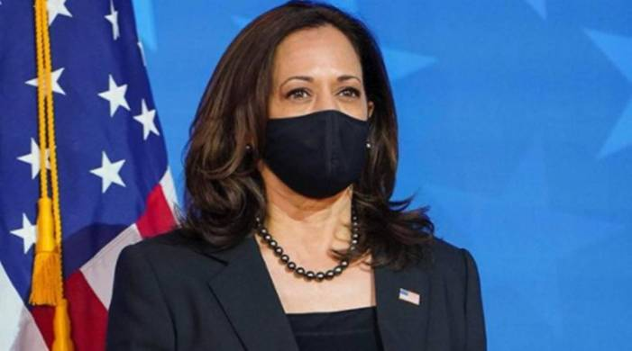 Kamala Harris' glass portrait unveiled at historic Lincoln Memorial in her honour