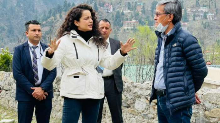 Kangana Ranaut announces her 'new venture', to open cafe, restaurant in Manali