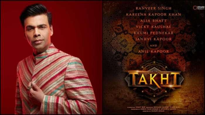 Karan Johar gives an update on Anil Kapoor, Kareena Kapoor, Ranveer Singh, Alia Bhatt starrer