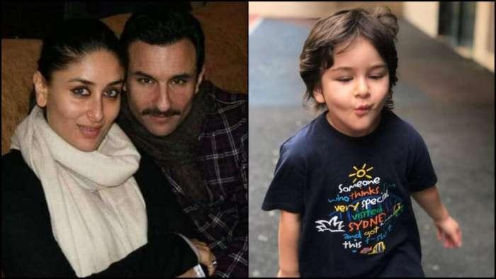 Kareena Kapoor Khan-Saif Ali Khan's newborn son sleeps peacefuly in nanny's arms