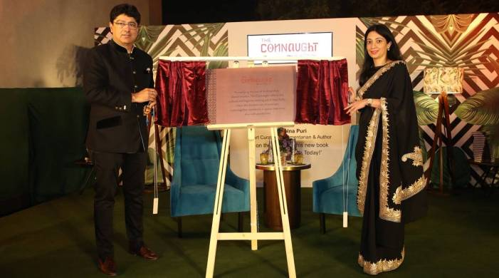 Located in the heart of Delhi, The Connaught hotel reopens after seven years