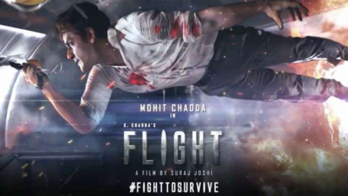 Mohit Chadda responds to Twitter user asking if 'Flight' is a Hindi remake of Chinese film 'The Captain'