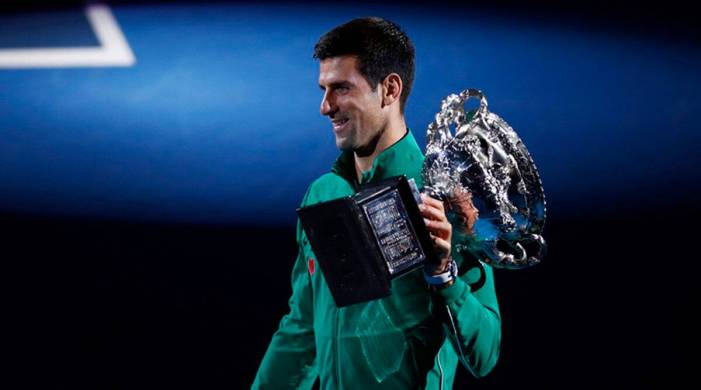 Novak Djokovic out to resume normal service in Melbourne after erratic 2020