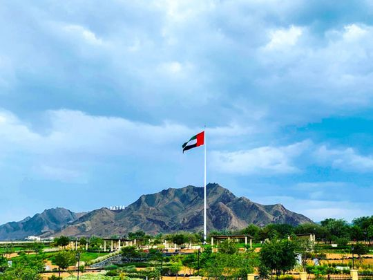 Photos: Gulf News readers share pictures of beautiful mountains in Khor Fakkan, Sharjah and Hatta, Dubai