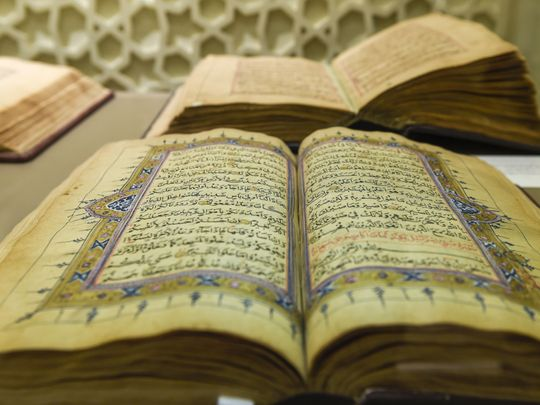 Photos: Holy Quran Academy in Sharjah shines light on beauty and broadmindedness of Islam