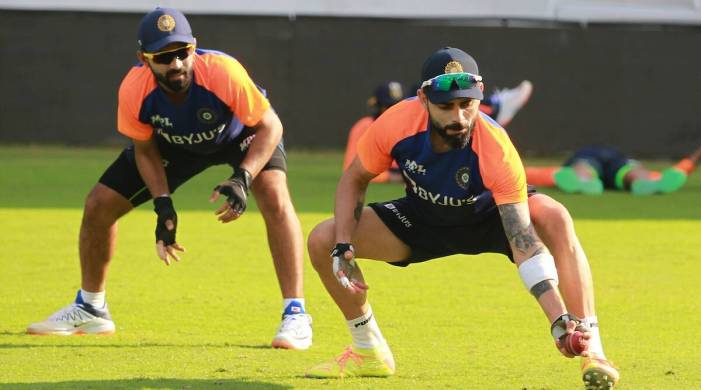 Pronounced seam, darker red, harder core: The ball for India-England Test series