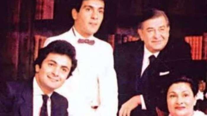 Riddhima Kapoor Sahni shares unseen throwback photos of father Rishi Kapoor, uncle Rajiv Kapoor