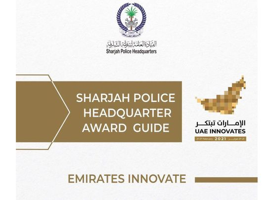 Sharjah Police launch Open Innovation Award linked to the fight against COVID-19