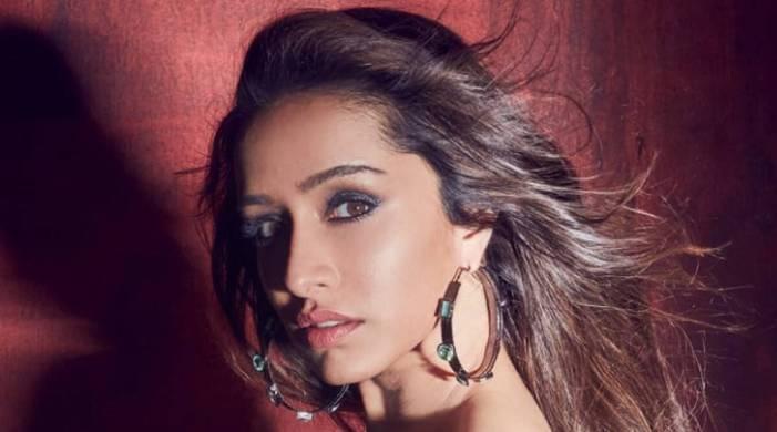 Shraddha Kapoor stuns in this slit black dress