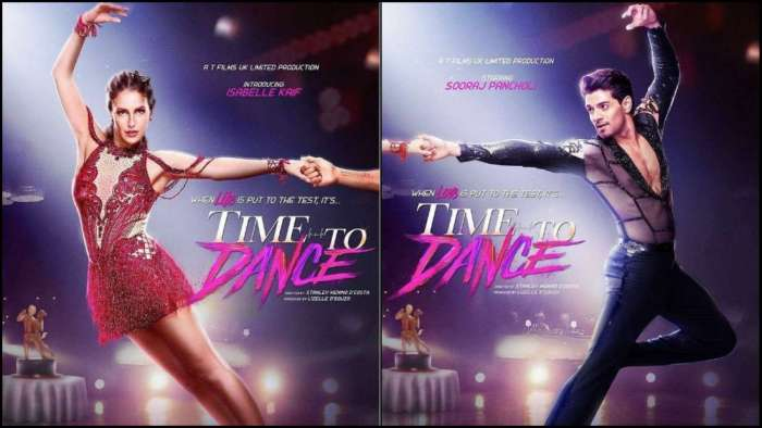 Sooraj Pancholi-Isabelle Kaif starrer 'Time To Dance' to release on THIS date