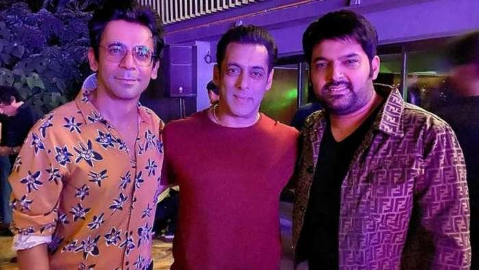 Sunil Grover set to make comeback on 'The Kapil Sharma Show' due to Salman Khan?