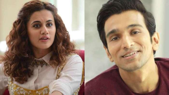 Taapsee Pannu and Pratik Gandhi confirmed to star in Arshad Syed's 'Woh Ladki Hai Kahaan'