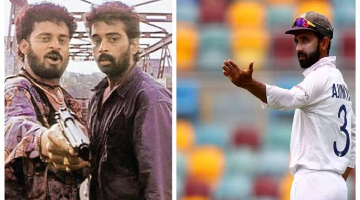 There's a lot of Satya in Rahane, and a bit of Satya in the Indian dressing room too