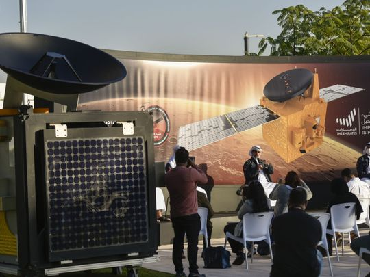 UAE Mars Mission: Hope Probe is a test of Emirati design and engineering, says project leader