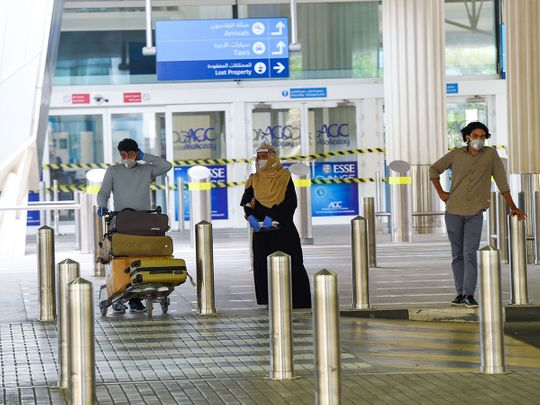 UAE welcomes lifting of temporary suspension on flights to Denmark
