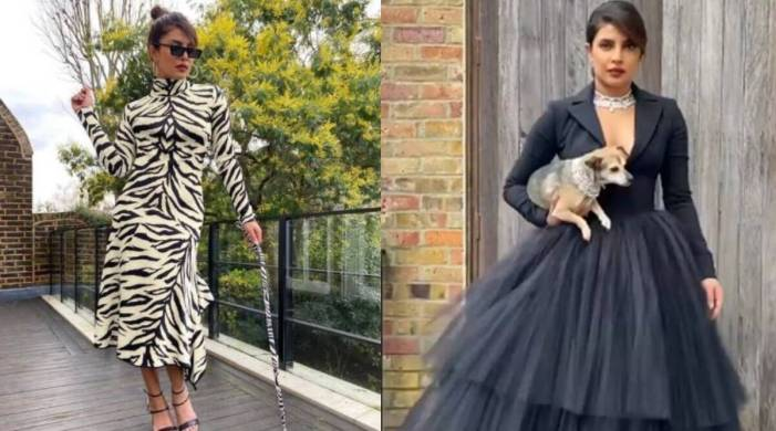 We cannot take our eyes off Priyanka Chopra's latest looks; check them out