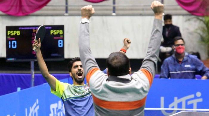 With the elusive national title conquered, Sathiyan is ready for the Olympic qualifiers