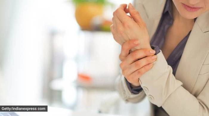 Wrist pain after non-stop typing? Try these easy stretches