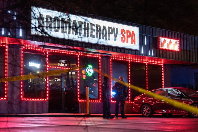 Atlanta spa shootings: Illicit reviews raise red flags that shooter targeted vulnerable women