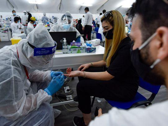 COVID-19: UAE reports 2,051 new coronavirus cases, 8 deaths