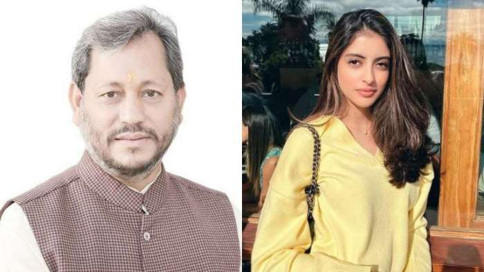 "'Change your mentality before…,"" Navya Naveli Nanda hits back at Uttarakhand CM for 'ripped jeans' remark"