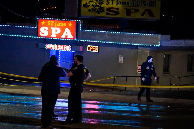 Georgia killings increasing fear in Asian communities across nation