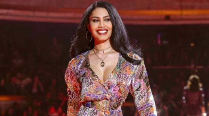 Leyna Bloom becomes first transgender model of colour to feature in this sports magazine