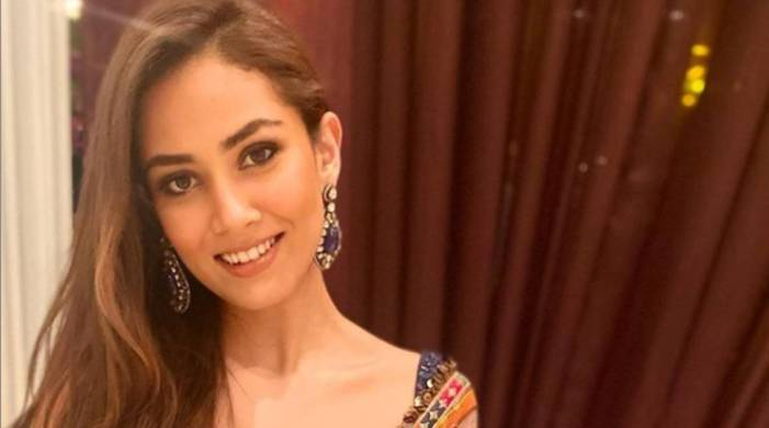 Mira Kapoor shows off her strength in latest workout photo; check it out