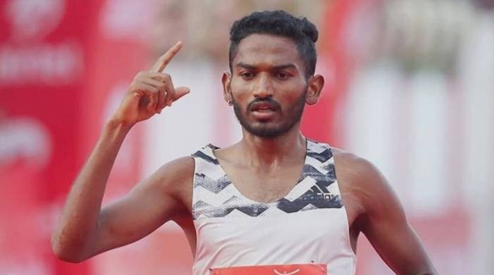 Steeplechaser Avinash Sable breaks national record for the fifth time