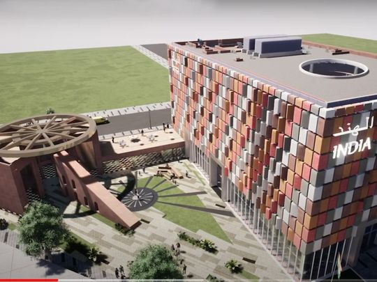Video: What the India pavilion at Expo 2020 Dubai will look like and what will it offer