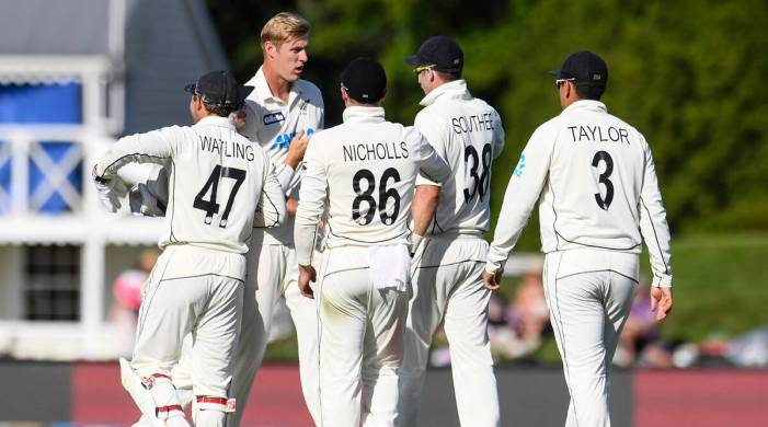 3 newcomers in New Zealand cricket squad for 2 England Tests