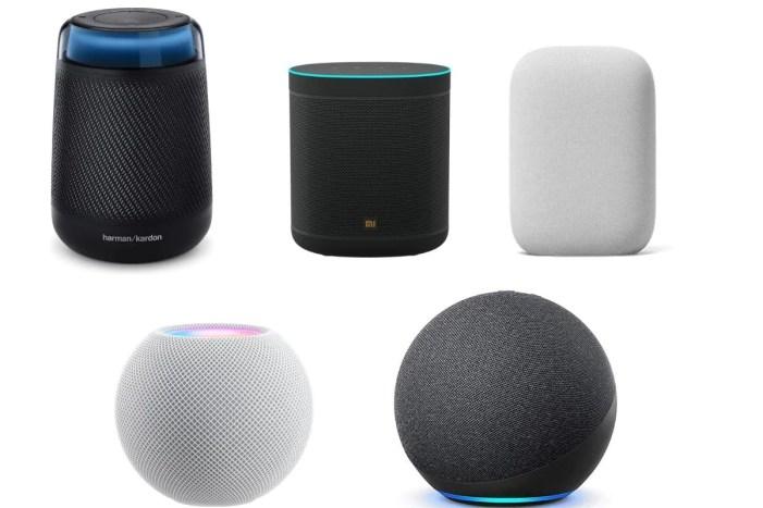 Amazon Echo, Google Nest, Apple HomePod Mini & More: Best Smart Speakers in India, In Photos