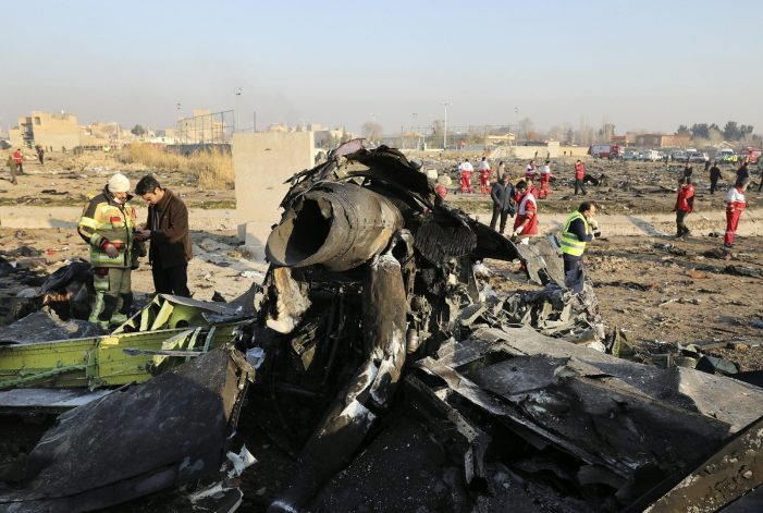 Iran prosecutor says 10 indicted for Ukraine plane shootdown