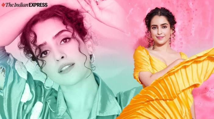 Sanya Malhotra's Instagram is a treasure trove for fashion enthusiasts