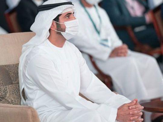 Sheikh Hamdan bin Mohammed inaugurates 8th edition of Cybertech Global in Dubai