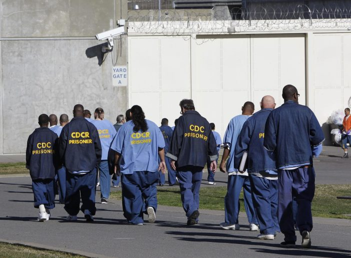 76,000 California inmates now eligible for earlier releases