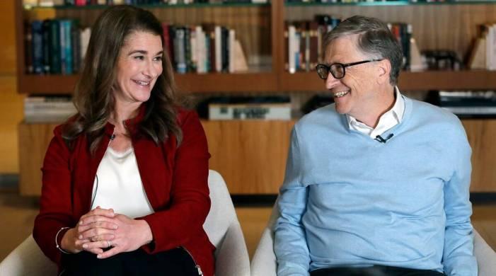Bill Gates and Melinda Gates file for divorce: A timeline of their relationship