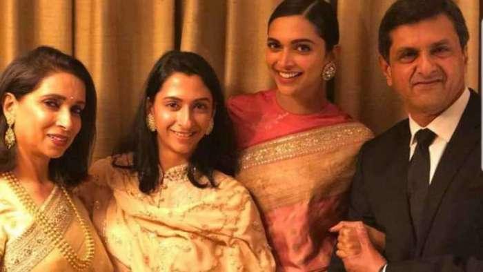 Deepika Padukone's parents Prakash Padukone-Ujjala, sister Anisha test COVID-19 positive