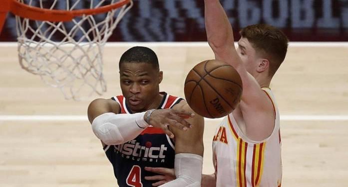 Russell Westbrook breaks Oscar Robertson's NBA triple-double record