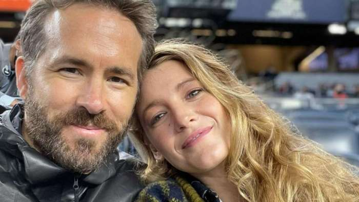 Ryan Reynolds-Blake Lively's date at Yankees scream of quirky romance