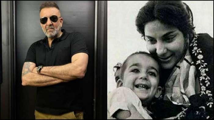 Sanjay Dutt shares his childhood photo on Nargis Dutt's death anniversary