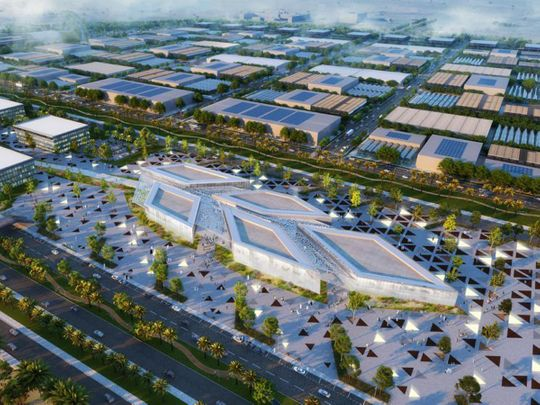Video: Sheikh Mohammed announces Dubai's new Food Technology Valley