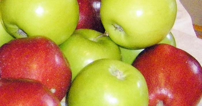 Apples are original 'health food': Oldies and surprises
