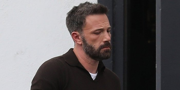Ben Affleck Spotted Looking at Jewelry at Tiffany & Co. in L.A.