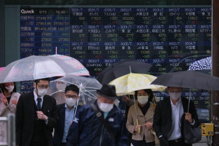 Chinese tech jumps; Australian mining stocks rise