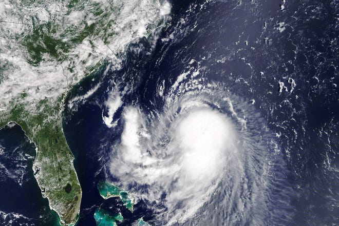 Henri upgraded to hurricane, poses most serious hurricane risk to New England in 30 years